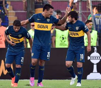 Palestino Boca Juniors