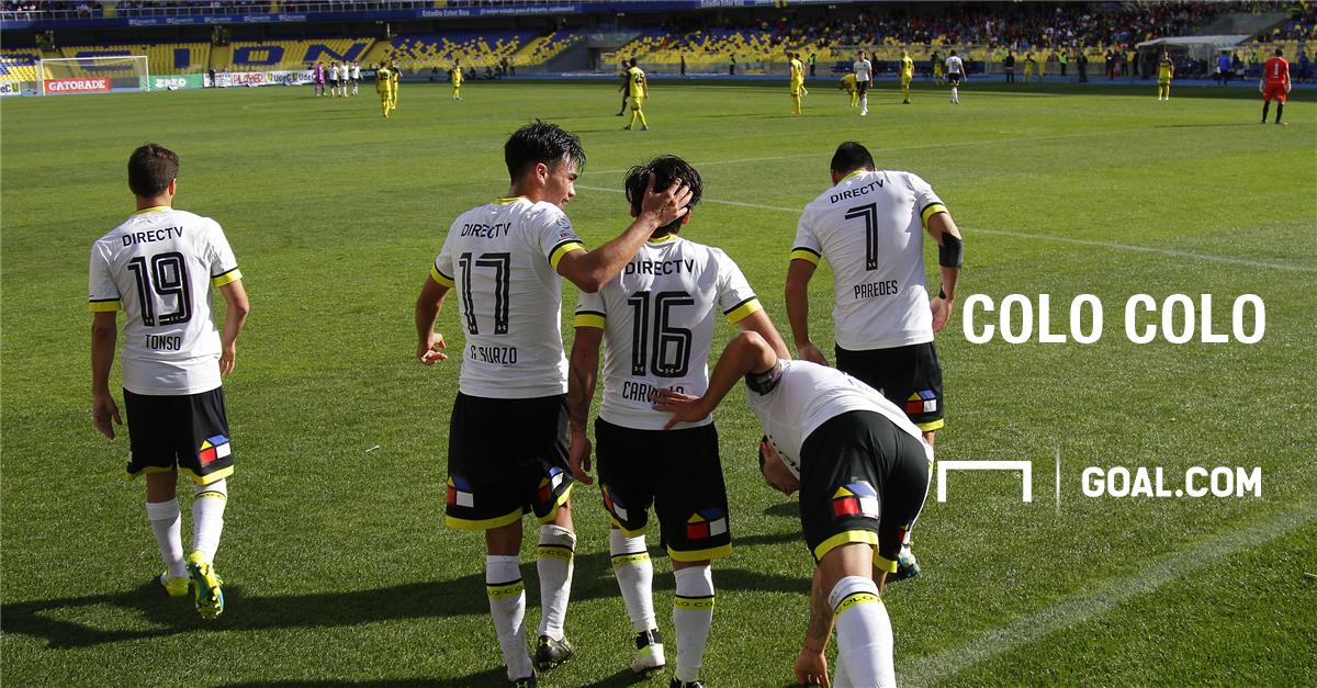 El camino de Colo Colo en el campeonato nacional