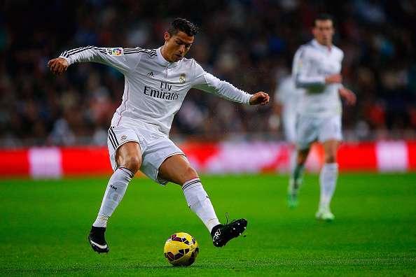 Cristiano Ronaldo. Delantero. Real Madrid.