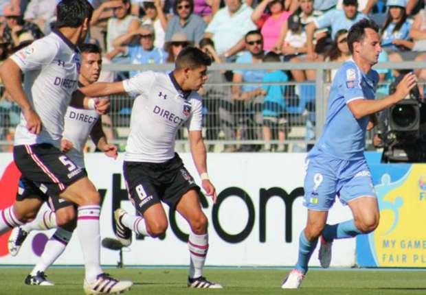 O Higgins 1 - 0 Colo-Colo Crónica 26-11-16 Primera División - Goal.com f06aab8d3d227