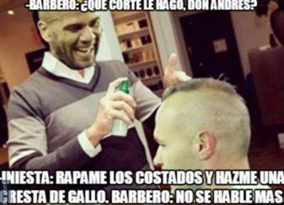 Memes Iniesta
