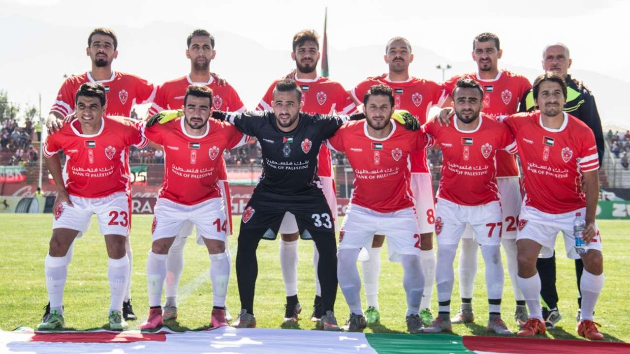 "Palestino goleó a Al- Ahli Al-Khilal en ""Partido por la Hermandad"""