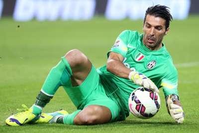 Gianluigi Buffon. Arquero. Juventus.