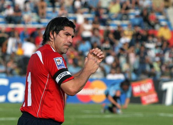 Selección Chilena- Marcelo Salas