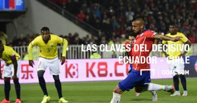 Las claves Ecuador - Chile