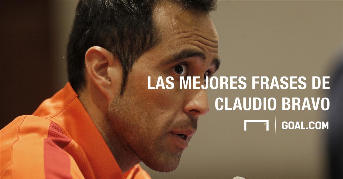 Las mejores frases de Claudio Bravo