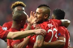 Bayern Munich gana con gol de Arturo Vidal en Champions League