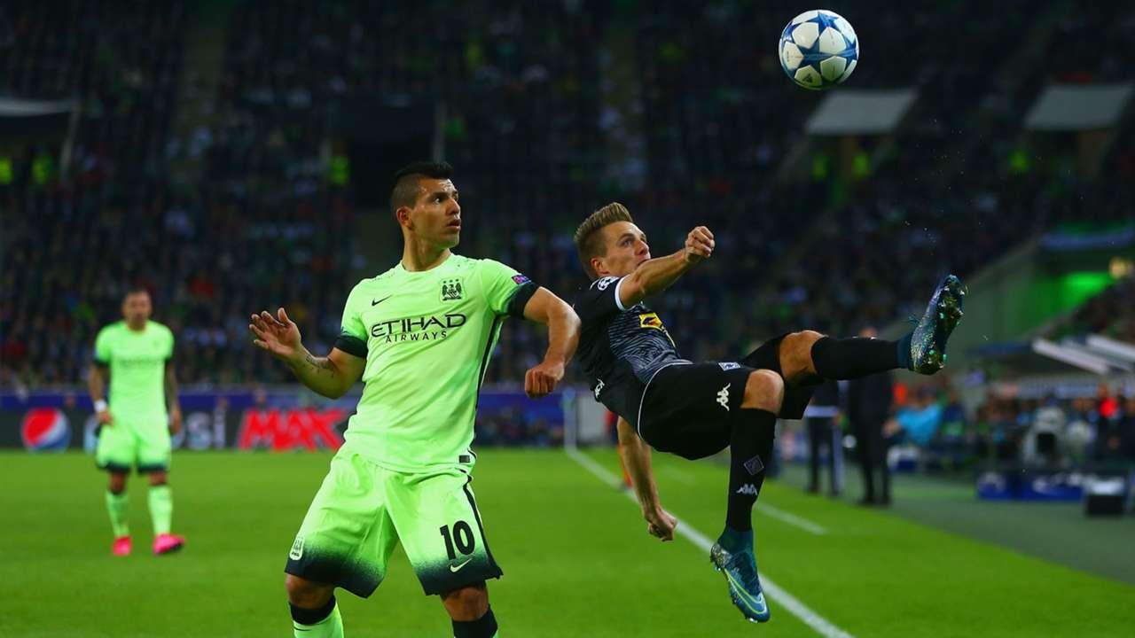 Manchester City - Borussia Mönchengladbach