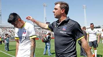 Claudio Baeza y Pablo Guede