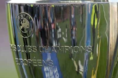 Este es fue el equipo de la semana de la Champions Leagueelegido por la UEFA,