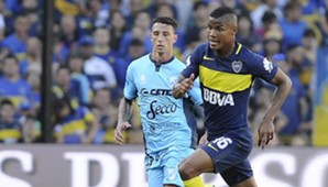 Wilmar BArrios Boca Junios