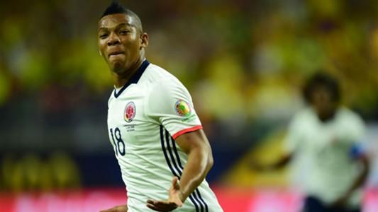 Frank Fabra colombia vs Costa Rica