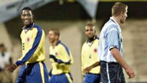 Colombia vs Argentina Copa América 1999