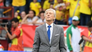 Jose Pekerman Colombia vs Chile 2016