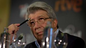 Enrique Cerezo Atlético de Madrid