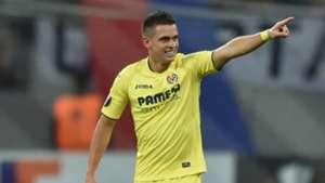 Rafael Santos Borré Villarreal gol Europa League
