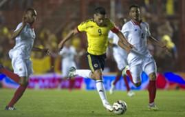 GALERÍA: Colombia vs Costa Rica