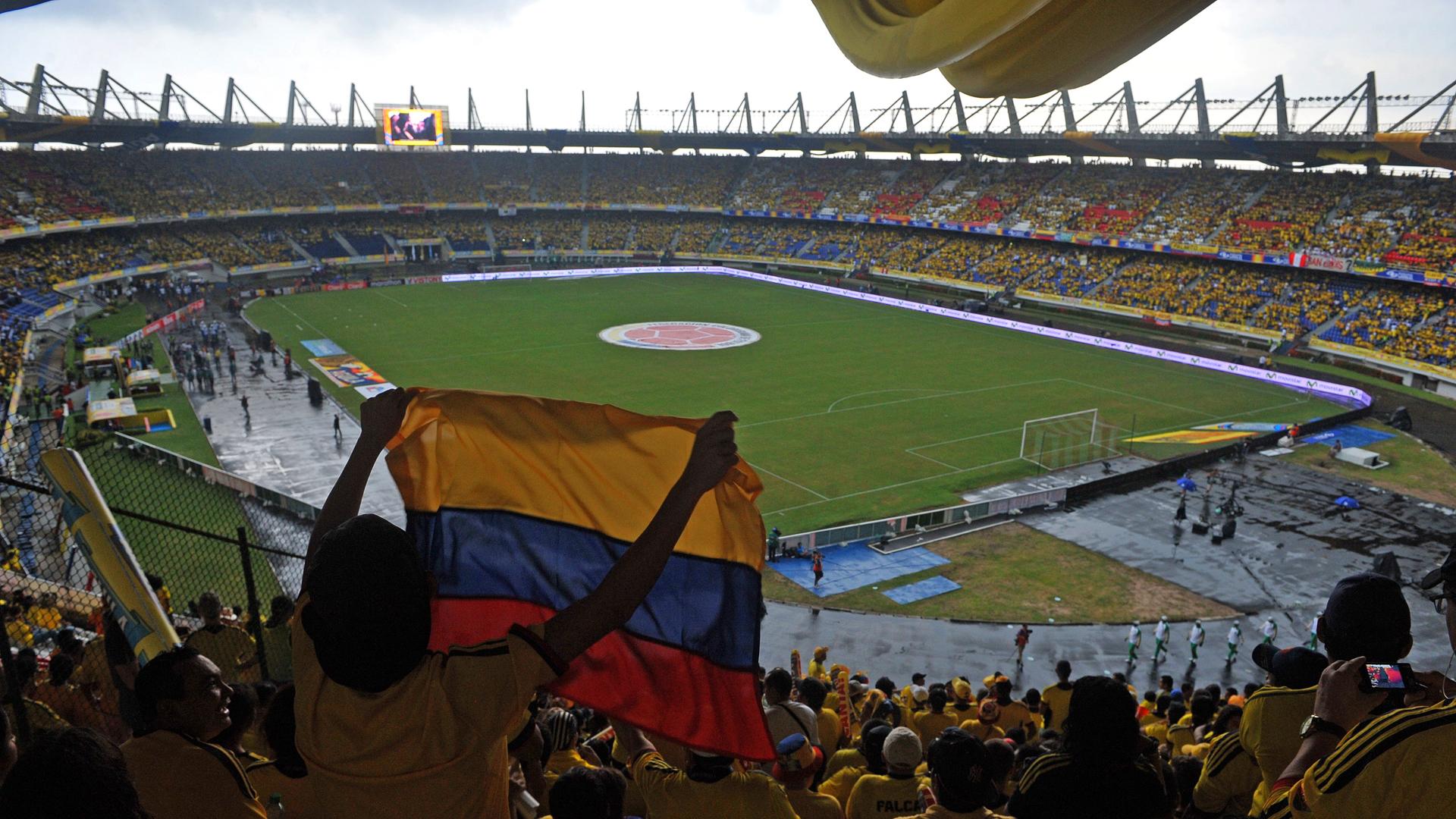 Estadio Metropolitano - Barranquilla