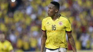 Yerry Mina gol Colombia vs Uruguay Eliminatoria Sudamericana
