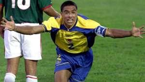 Iván Ramiro Córdoba Colombia vs México Copa América 2001