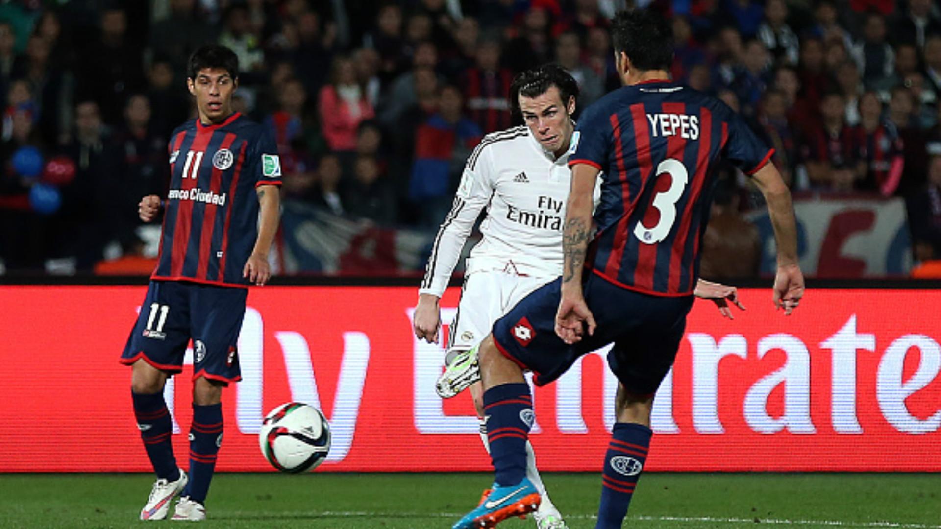 Mundial De Clubes: Final Del Mundial De Clubes 2014 Real Madrid Vs San