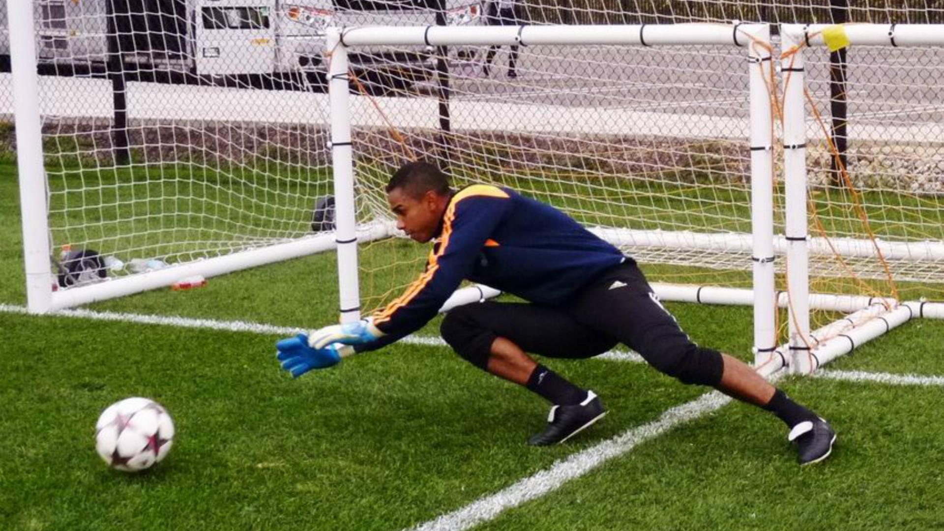 José Cuadrado Colombia entrenamiento New Jersey