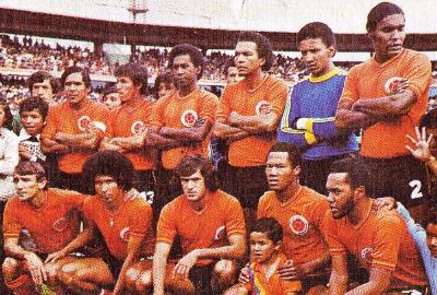 Camiseta Colombia 70's