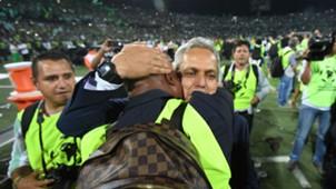 Reinaldo Rueda campeón Copa Libertadores con Nacional
