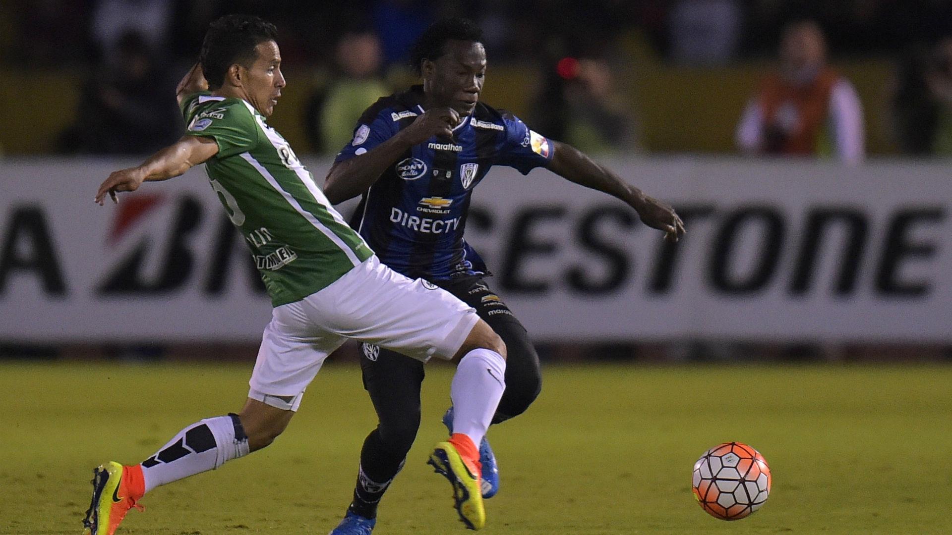 Diego Arias Independiente del Valle vs Nacional Copa Libertadores