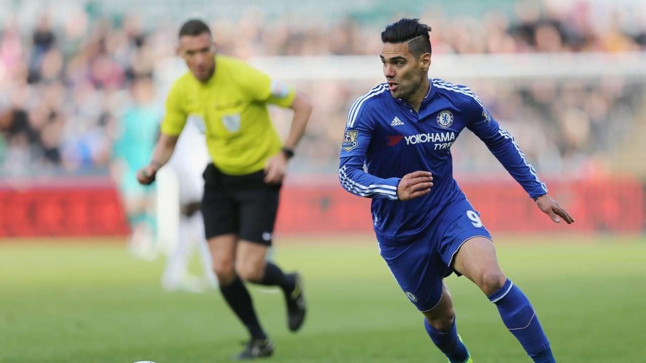 Radamel Falcao García - Chelsea 2016