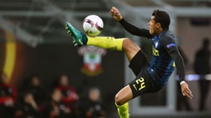 Jeison Murillo Inter vs Southampton Europa League