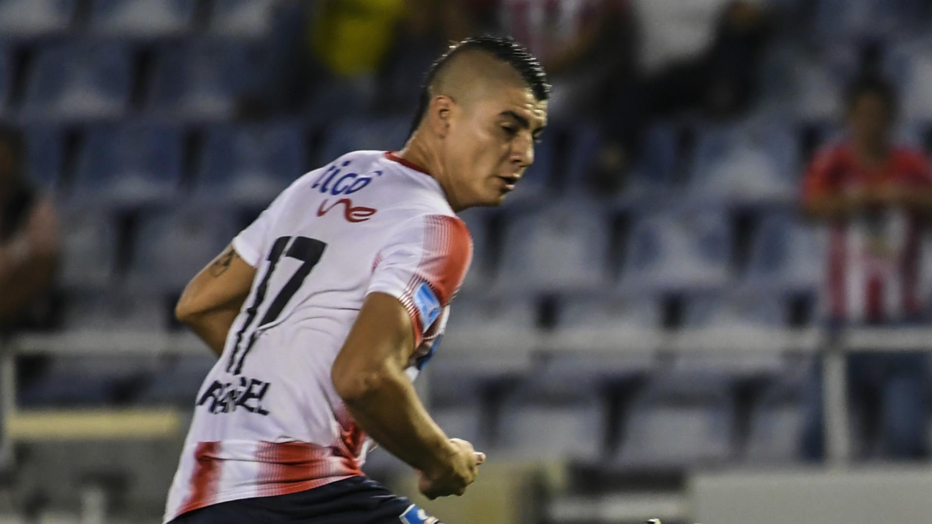Michael Rangel Junior de Barranquilla 2016