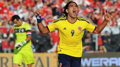 Radamel Falcao García - Selección Colombia