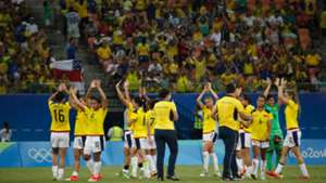 Colombia Femenina Olímpicos Río 2016