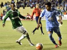 GALERÍA: Bolívar vs Deportivo Cali Copa Libertadores 2016