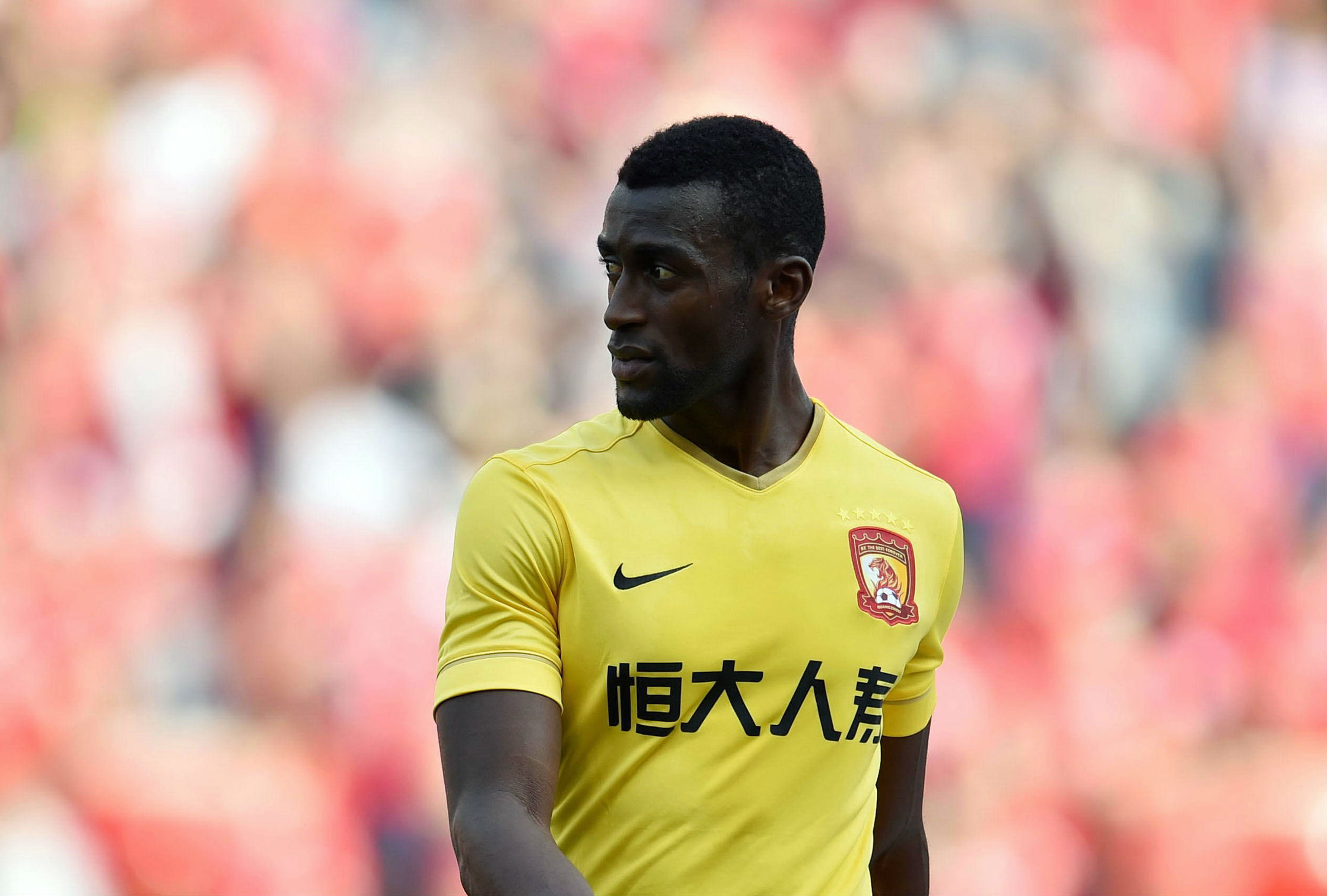 Jackson Martínez Evergrande China