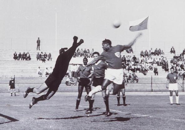 Cobo Zuluaga - Colombia vs Uruguay | Chile 1962