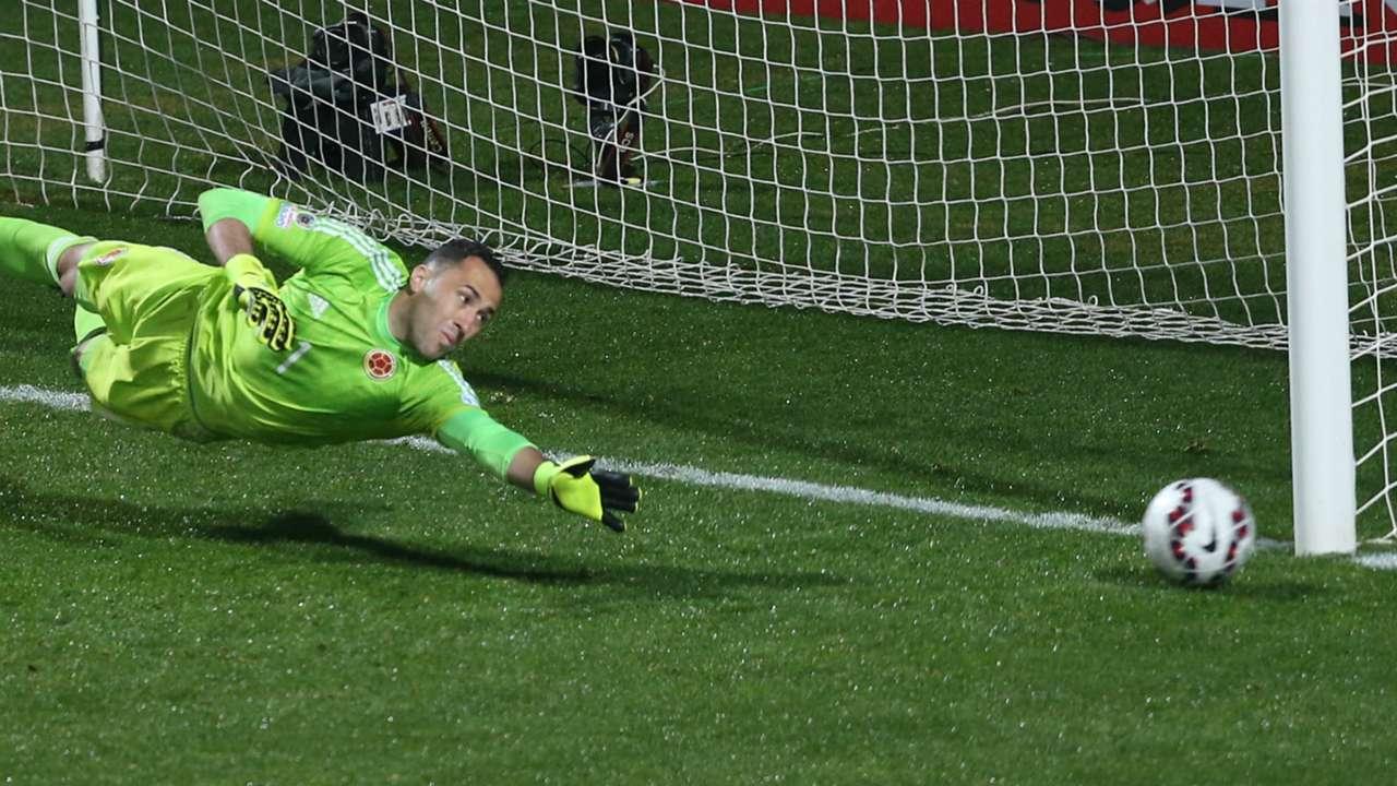 David Ospina - Selección Colombia