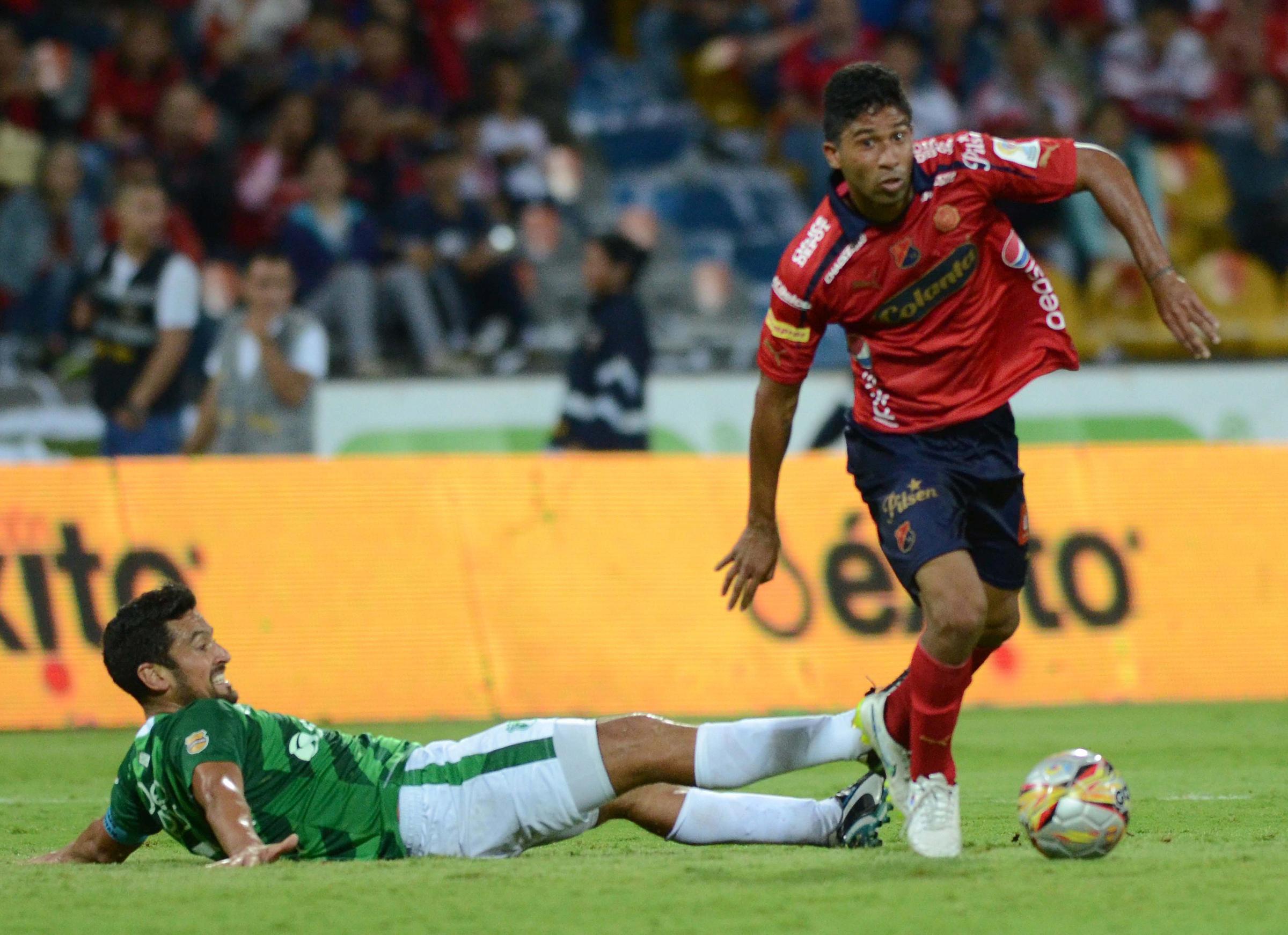 Andrés Pérez Deportivo Cali vs Medellín GALERÍA