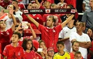 hinchada América de Cali 2016 - Estadio Pascual Guerrero -