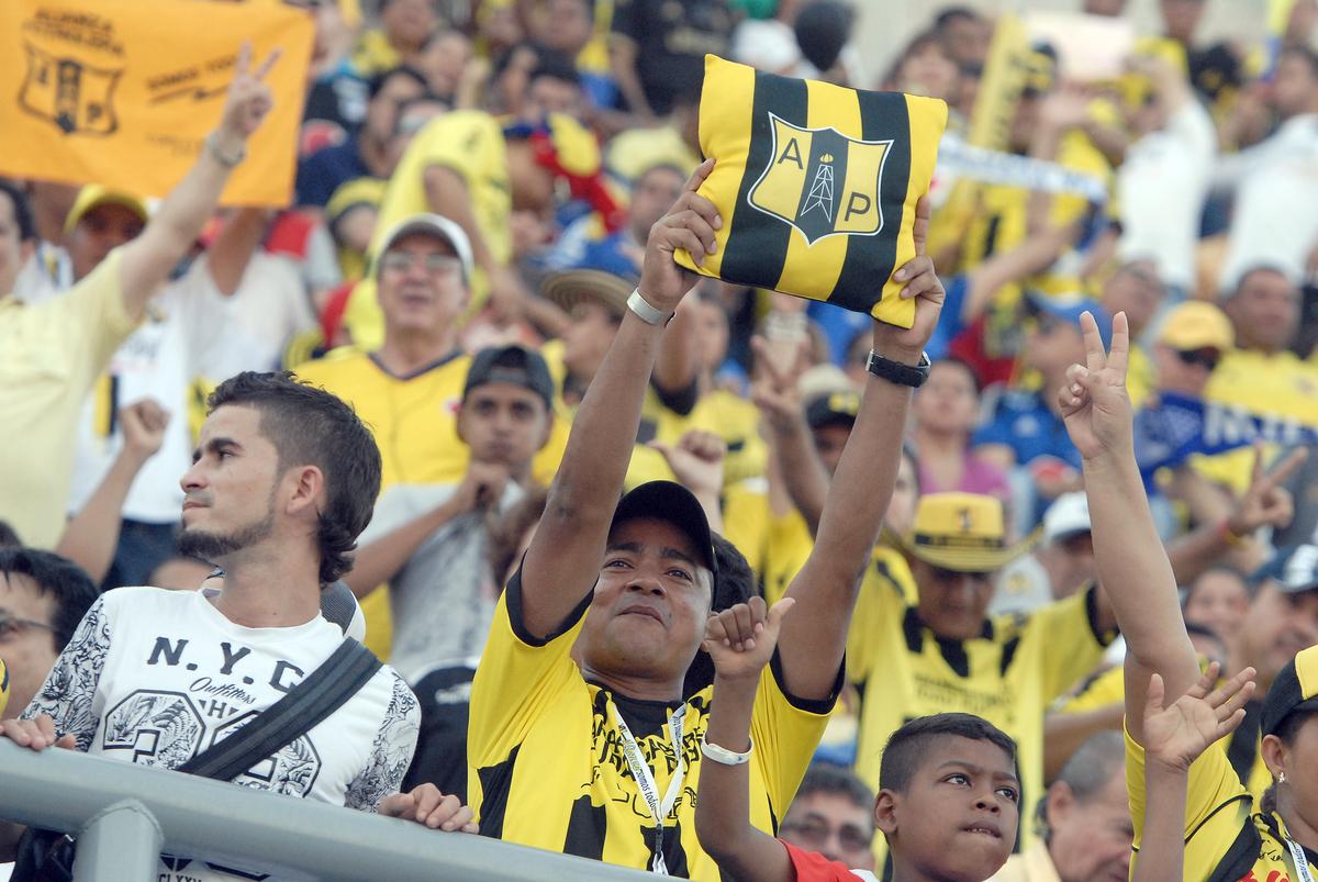 Alianza Petrolera vs Millonarios 2015-II