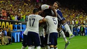 Colombia vs Costa Rica Copa América