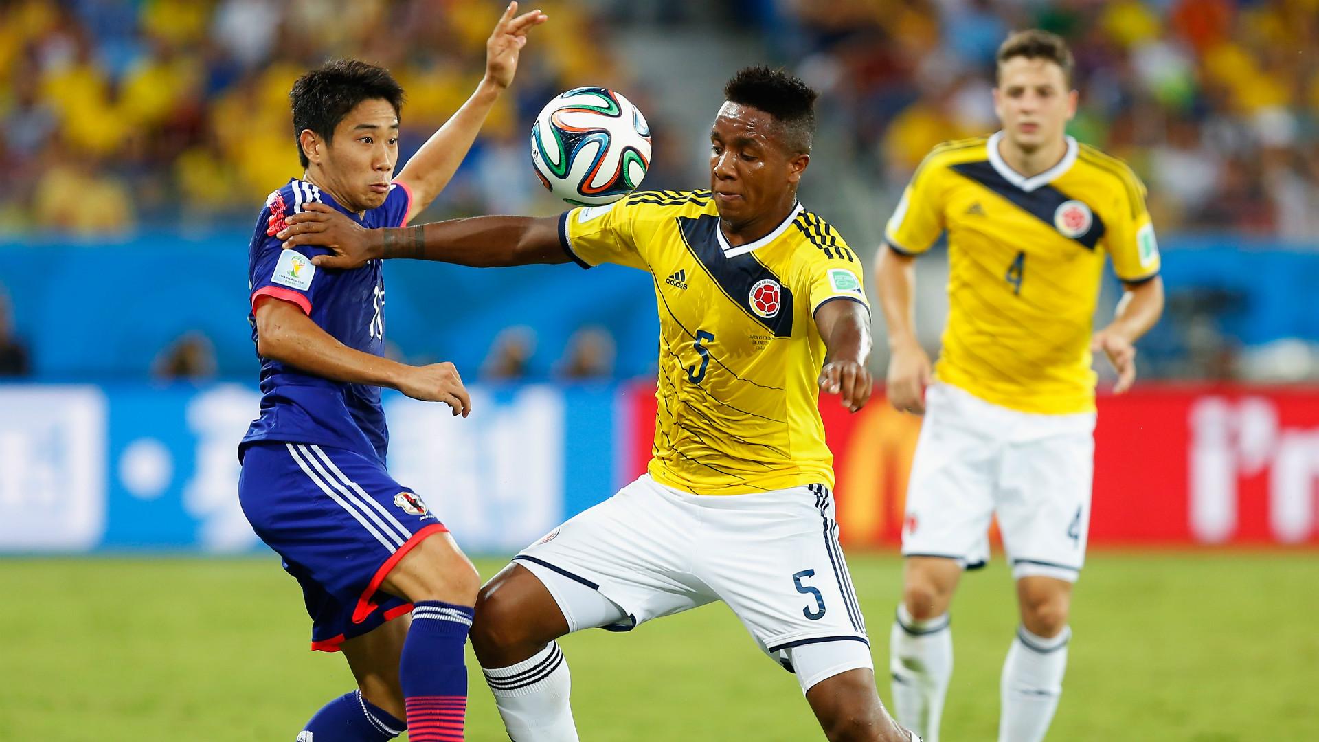 Carlos Carbonero - Selección Colombia