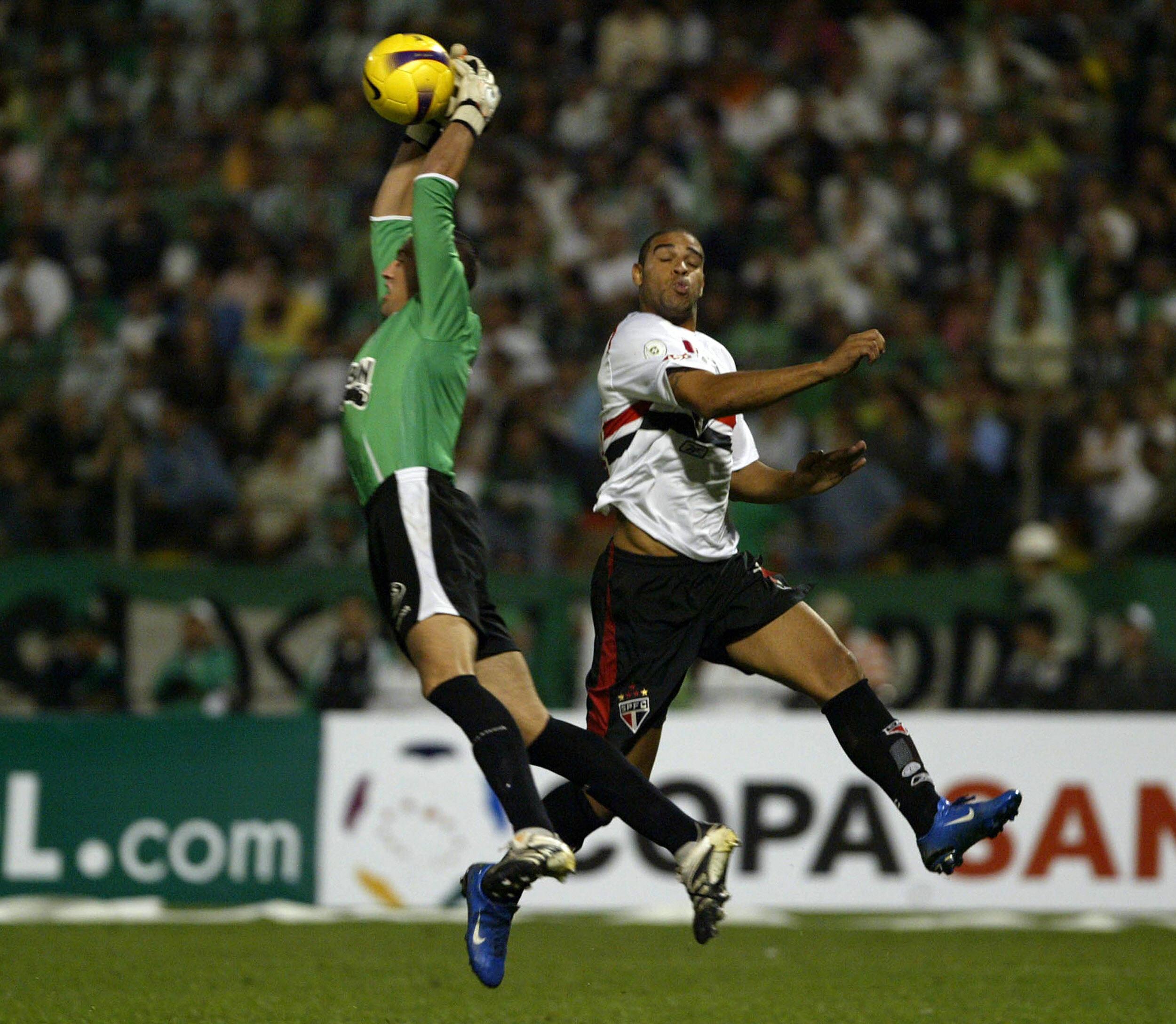 David Ospina - Atlético Nacional 2007 GALERÍA