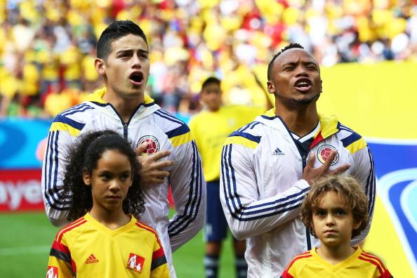 Estos son los preseleccionados de Colombia para el mundial de Rusia