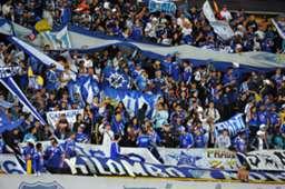 Hinchada - Millonarios vs Cucuta 2015 - Liga Águila