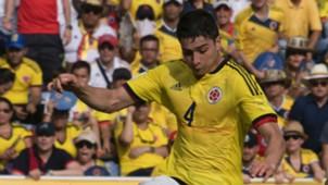 Stefan medina Colombia vs Venezuela
