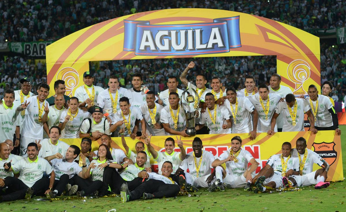 GALERÍA Atlético Nacional campeón Superliga 2016
