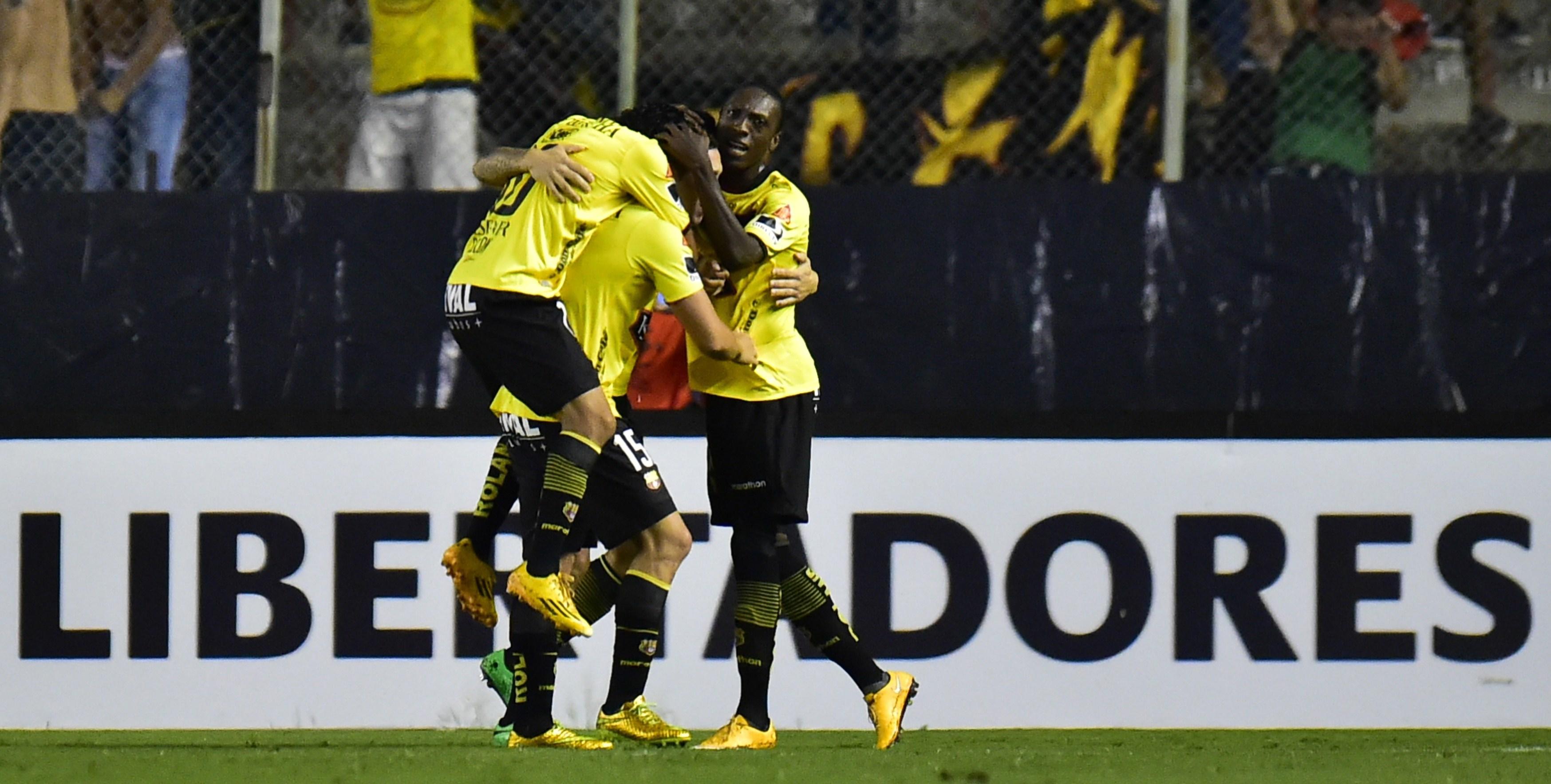 Barcelona vs Atlético Nacional Copa Libertadores 2015
