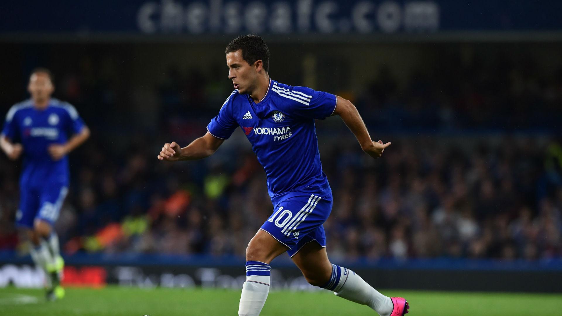 Eden Hazard - Chelsea (Bélgica)